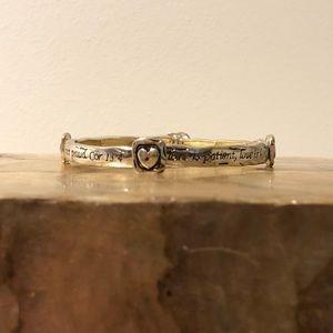 Jewelry - Silver engraved bracelet